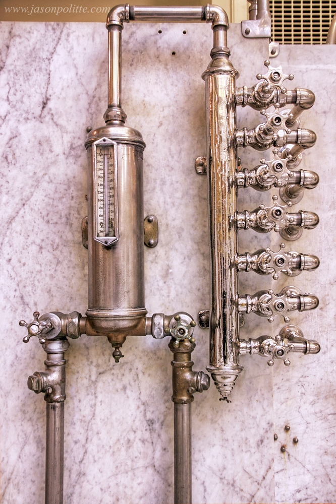The Valves of Fordyce Bathhouse