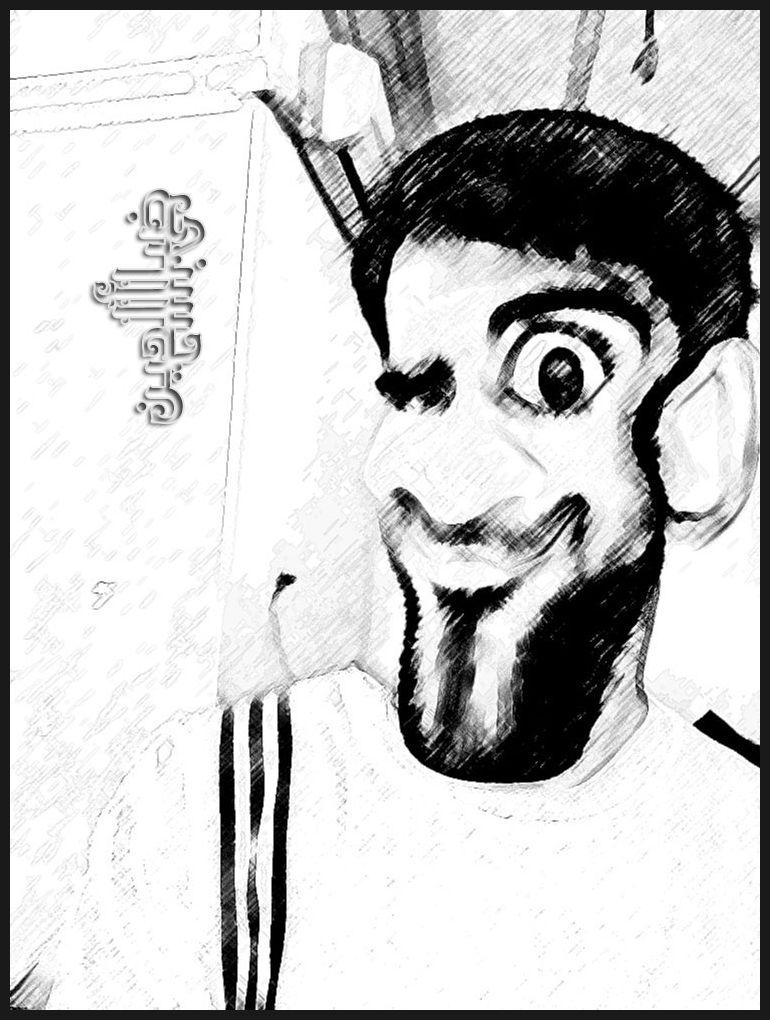 من-کاریکاتوریزه!