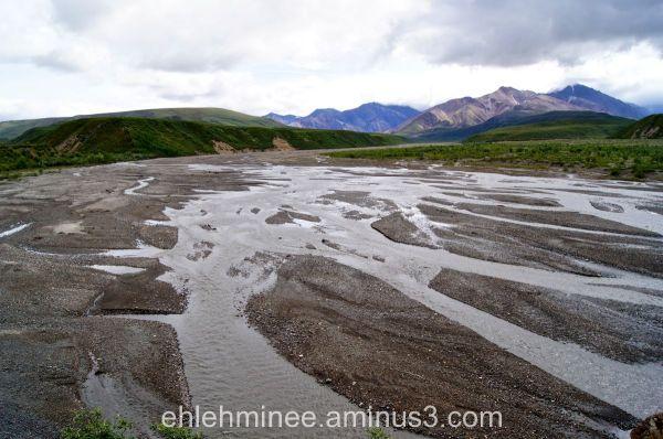 East Fork of the Toklat River Denali National Park