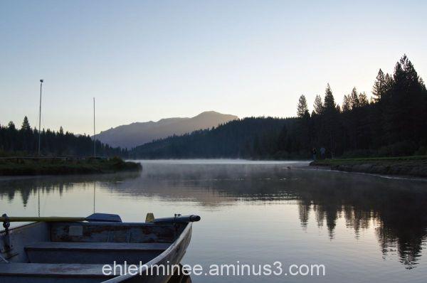 Hume Lake Morning