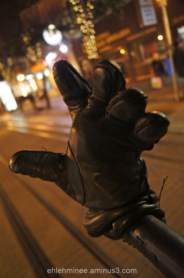 Glove Trolly San Francisco