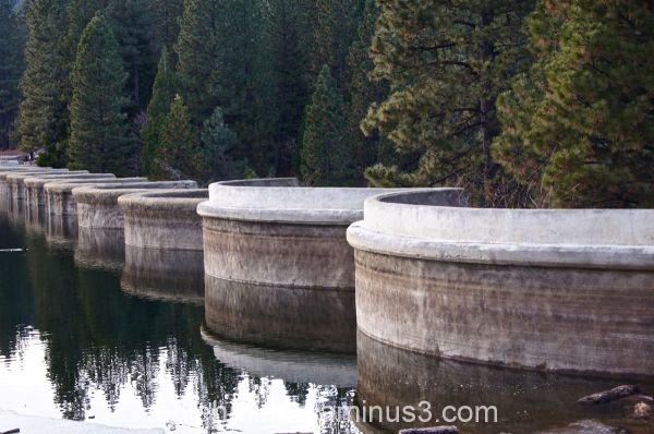 Hume Lake Dam