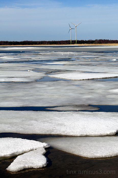 Kevadine jää, Spring ice