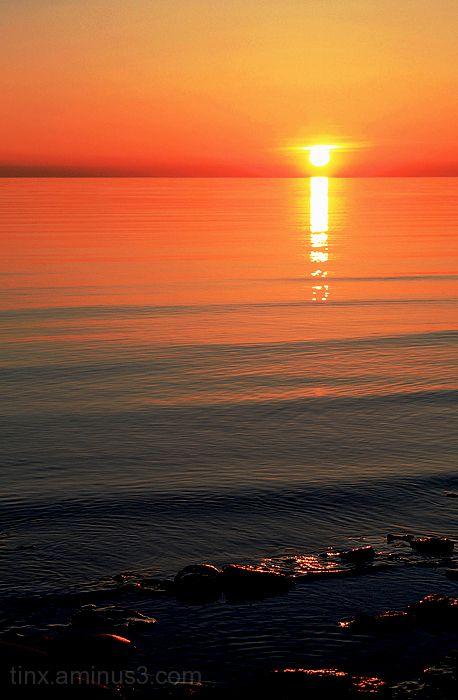 Päikeseloojang, Sunset