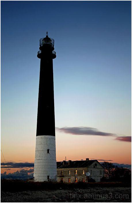 Sõrve tuletorn, Sõrve lighthouse