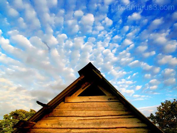 Pilvine taevas, Cloudy sky