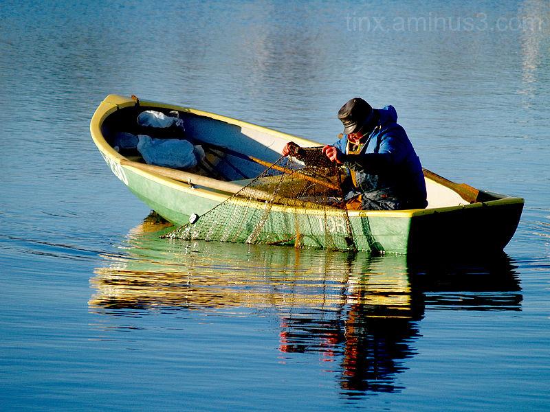 Kalamees, Fisherman
