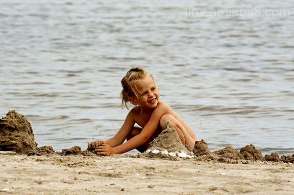 Rannas, At the beach