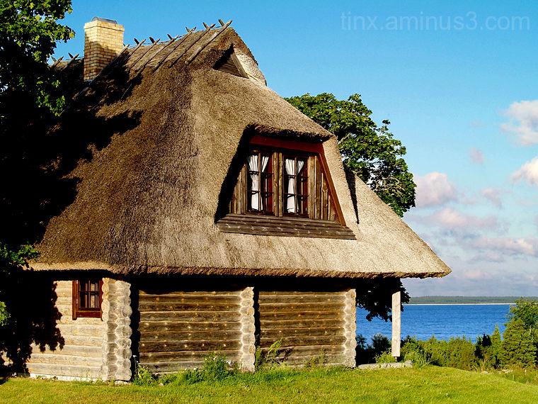 Maja mere ääres, A house by the sea