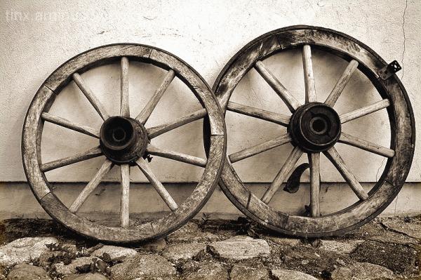 Rattad, Wheels