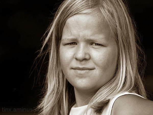 Portree, Portrait