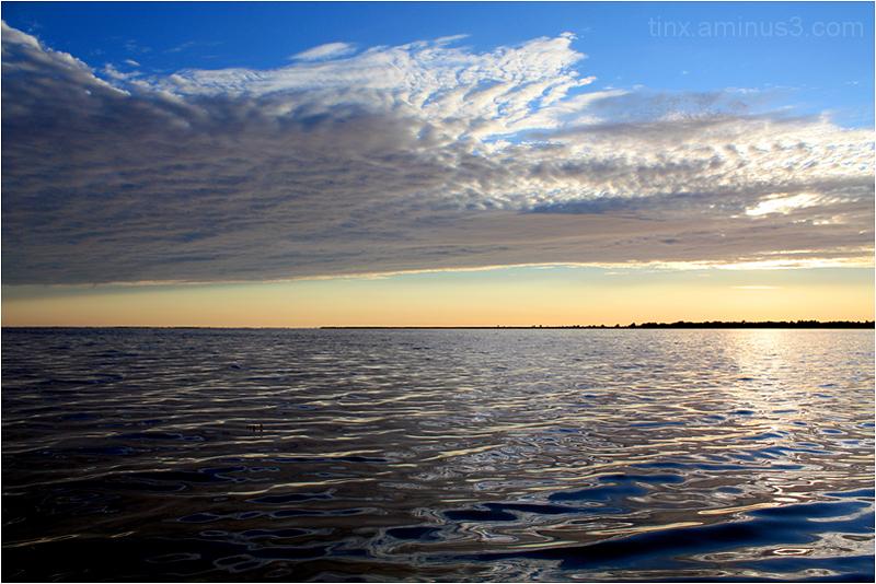 Meri ja taevas, Sea and Sky