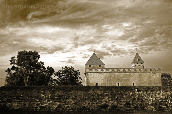 Kuressaare piiskopilinnus, Episcopal Castle