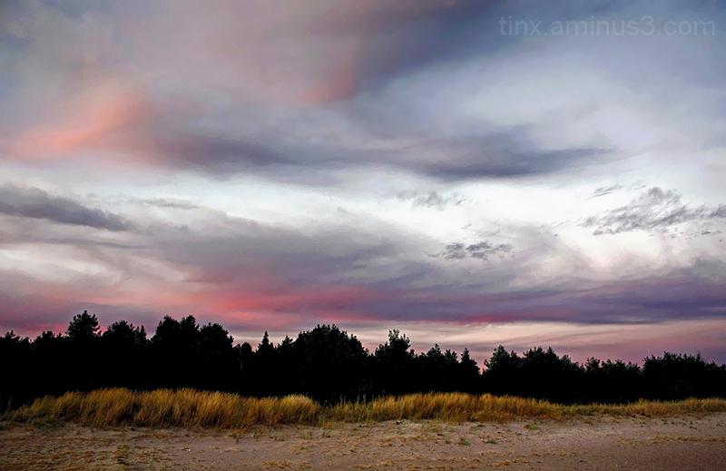 Õhtutaevas, Evening sky