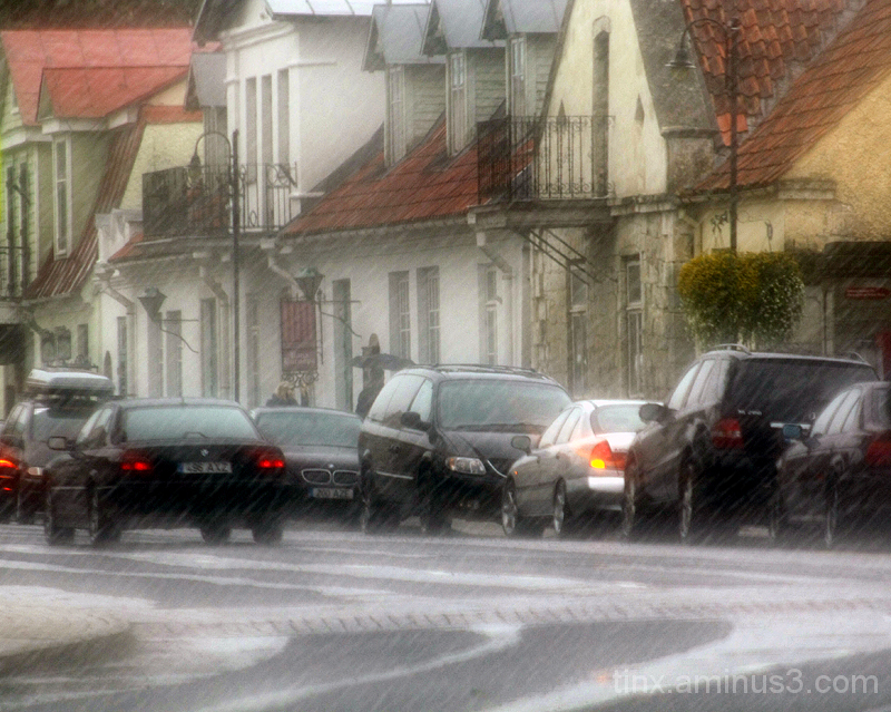 Vihmane päev, Rainy day