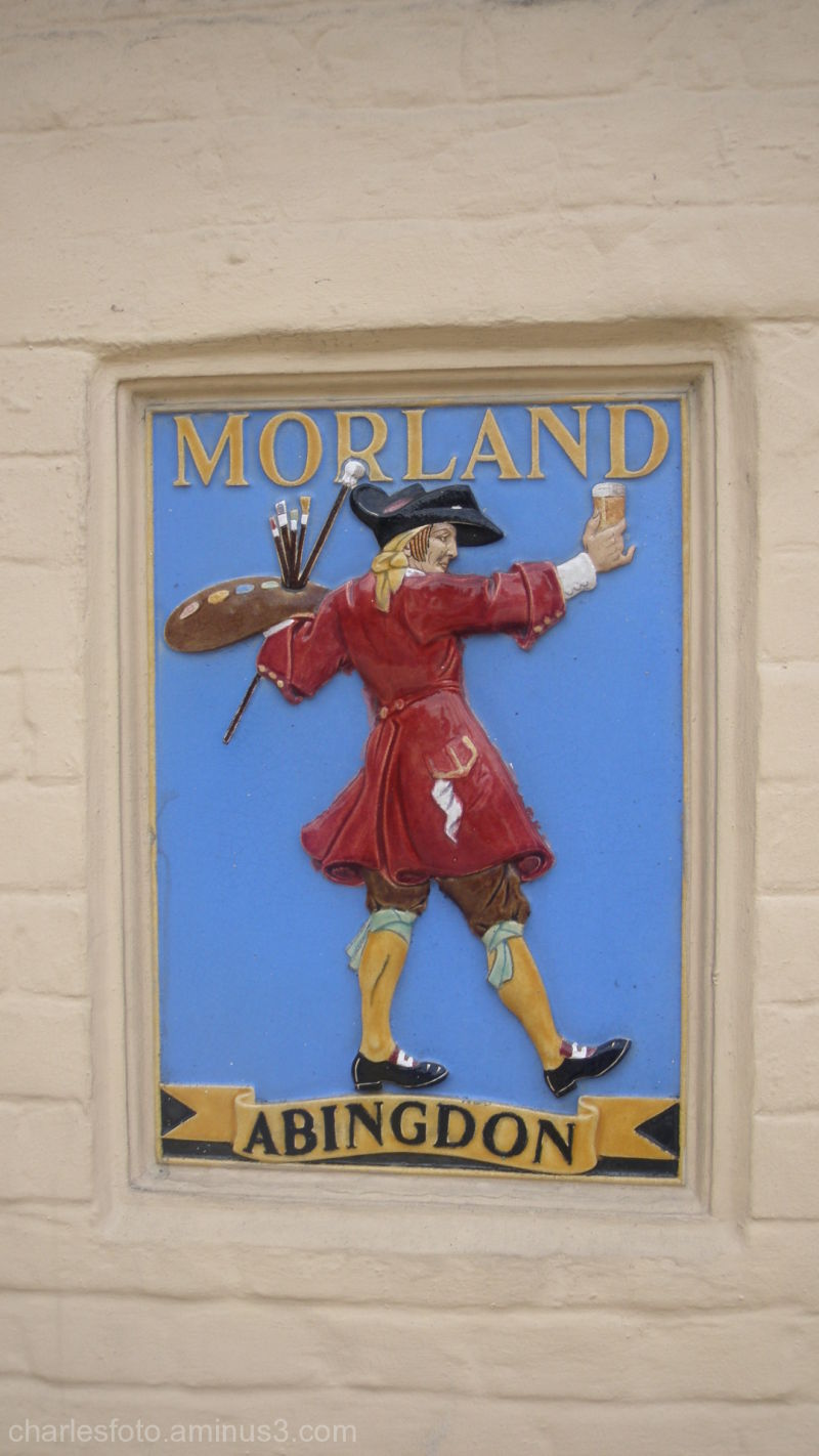 Morland beer, Abingdon, England