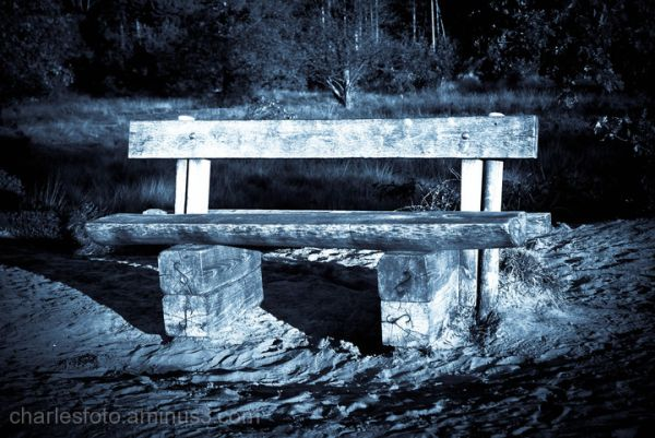 Somewhere to sit on