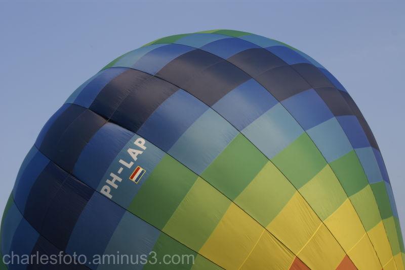 Ballooning 2011 Eindhoven, The Netherlands