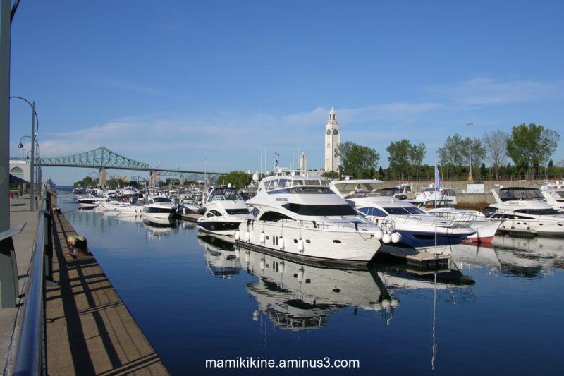 Vieux port de Montéal
