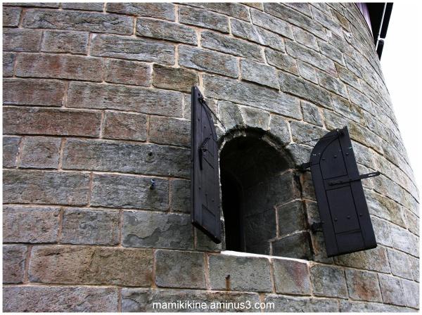 La fenêtre, the window