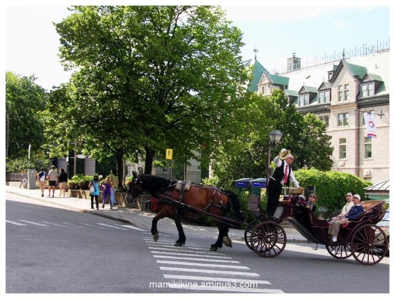 Visiter la ville, visiting the city