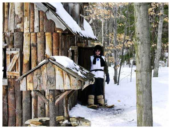 La vieille cabane, The old shack