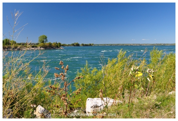 Septembre sur le fleuve, September on the river