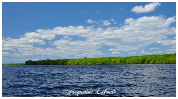 Détente sur l'eau, relaxing on the water