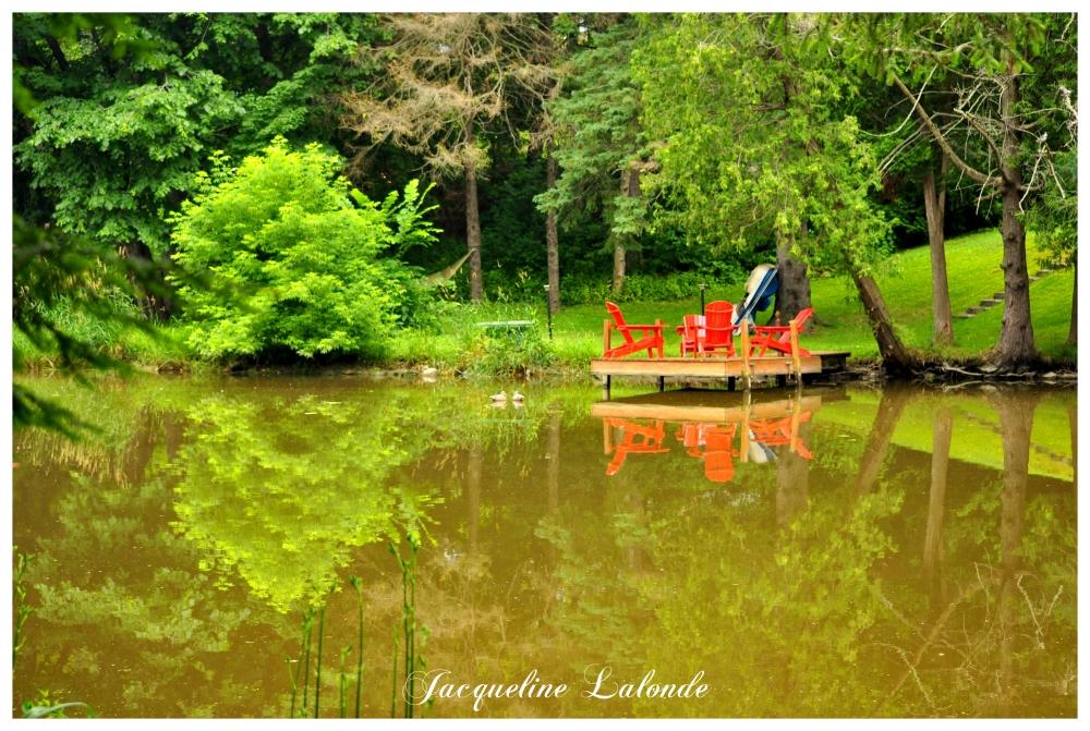 Un endroit paisible, A peaceful place