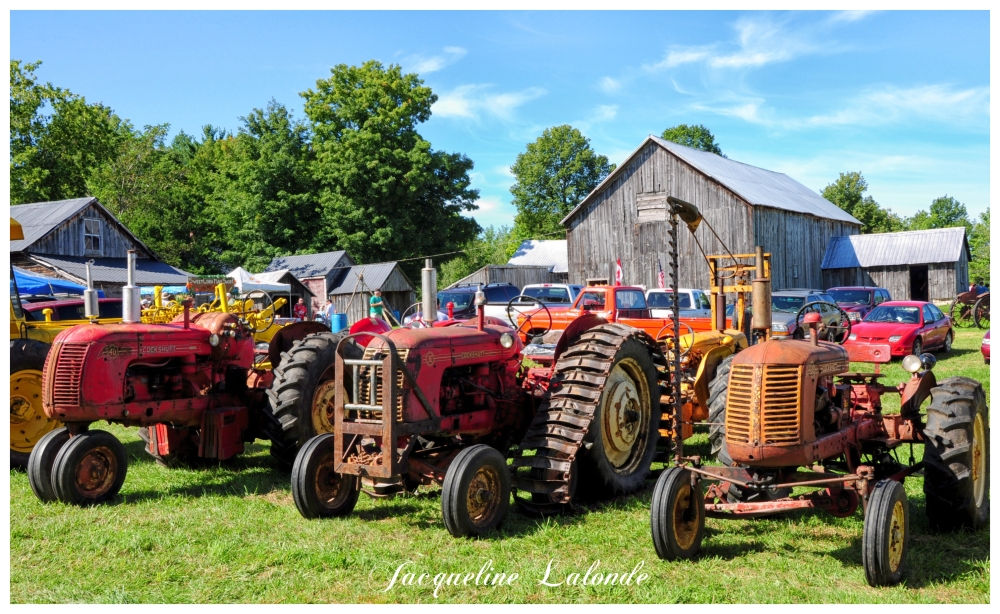 Tracteurs anciens, old tractors