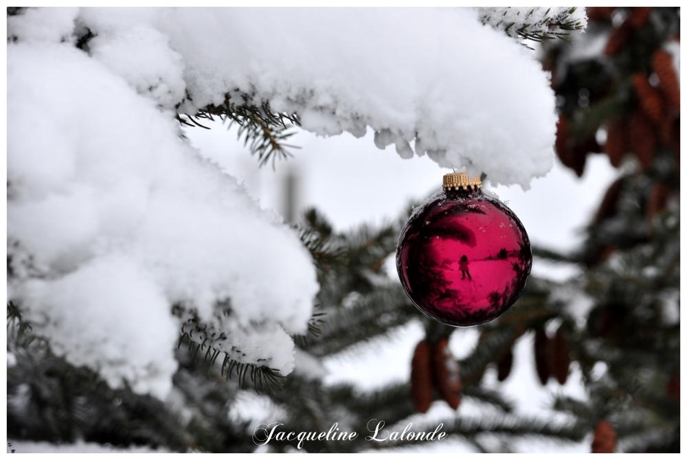 Boule de Noël, Christmas ball