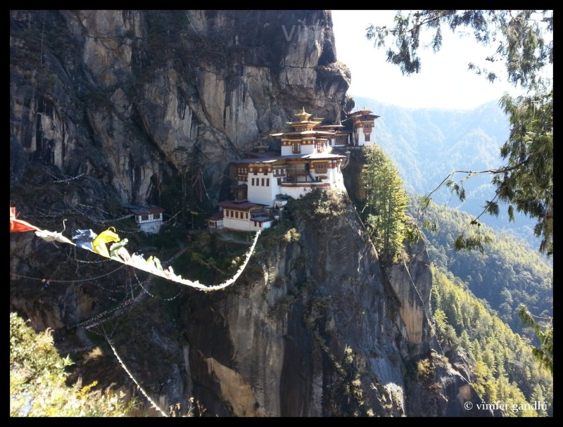 Taksang Monastery... the 7 hour trek that was!