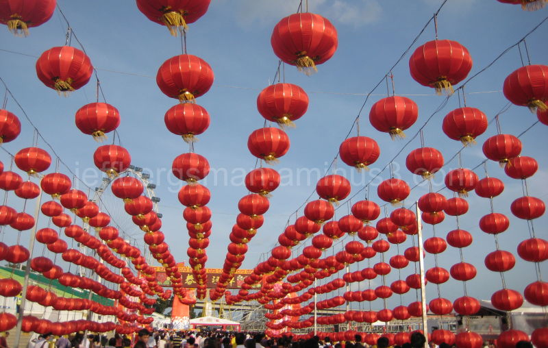 Chinese New Year in Singapore