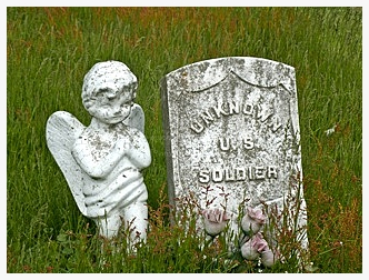 Unknown Soldiers  died and buried / Union?