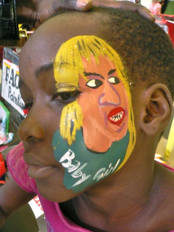 Interracial Face