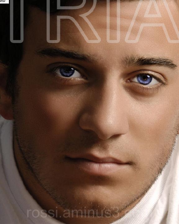 Ryan Blue Eyes