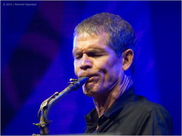 Getxo Jazz 2010. David Sanborn