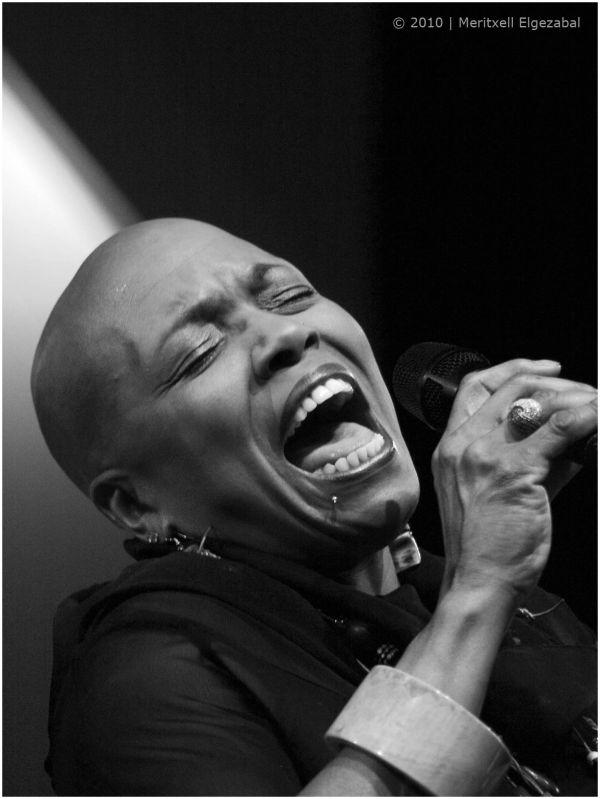 Getxo Jazz, 2010. Dee Dee Bridgewater