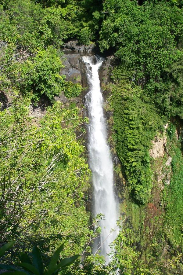 Falls at Pipiwai Trail