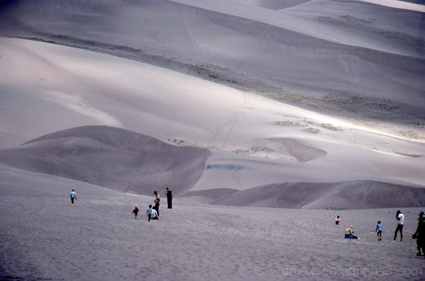 Great Sand Dunes telephoto