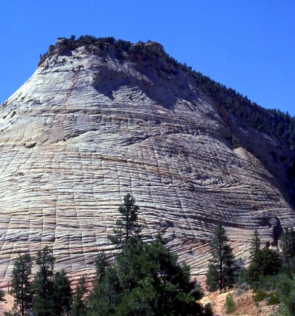Carved Mountain