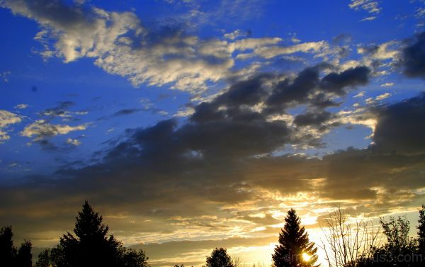 Sunset Sky 3