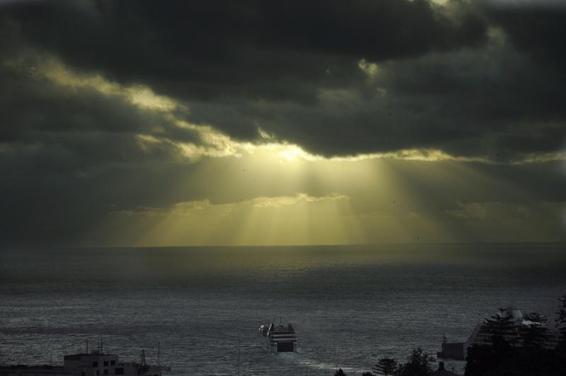 Hacia lo desconocido. Sailing to uncharted waters