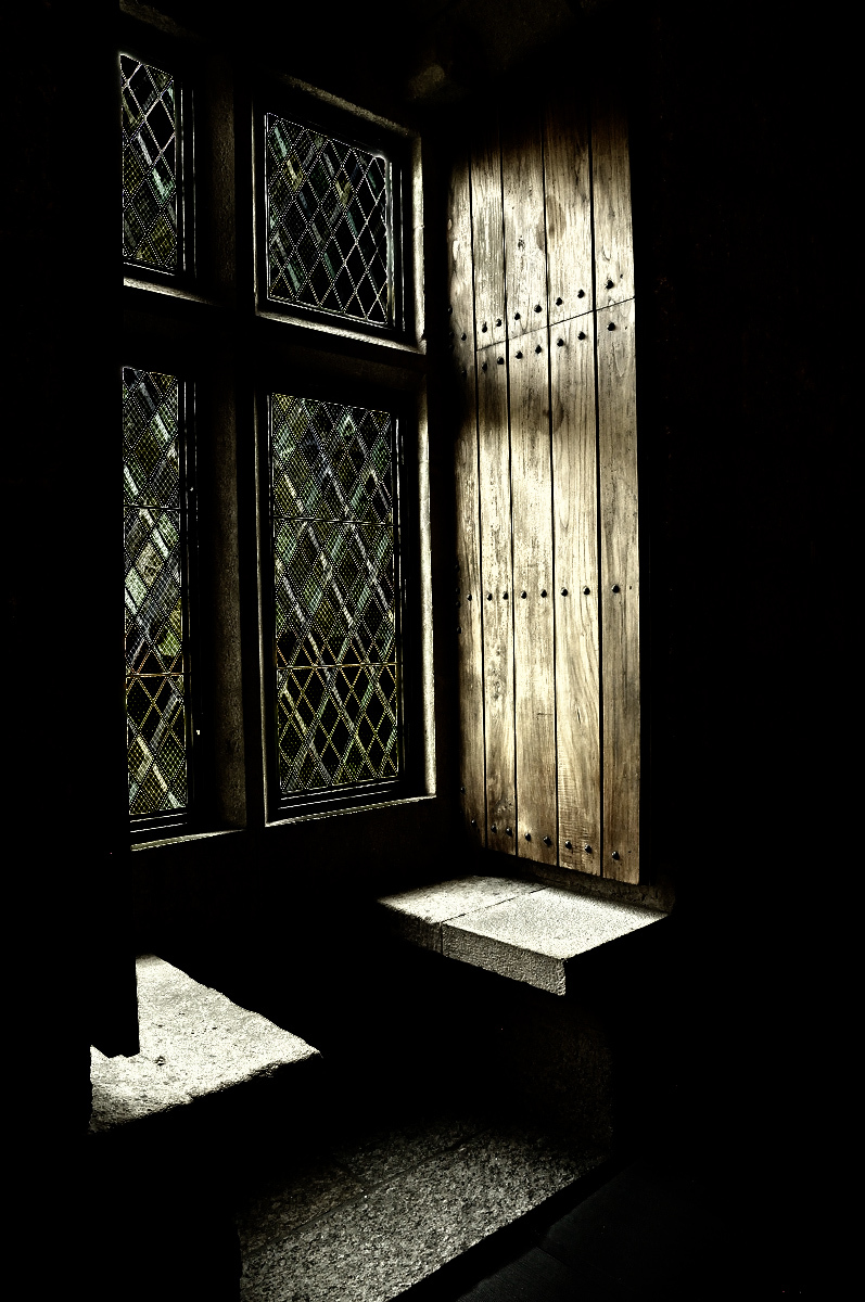 Ventana al pasado. A window to the past.