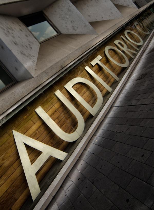 Auditorio. Auditorium
