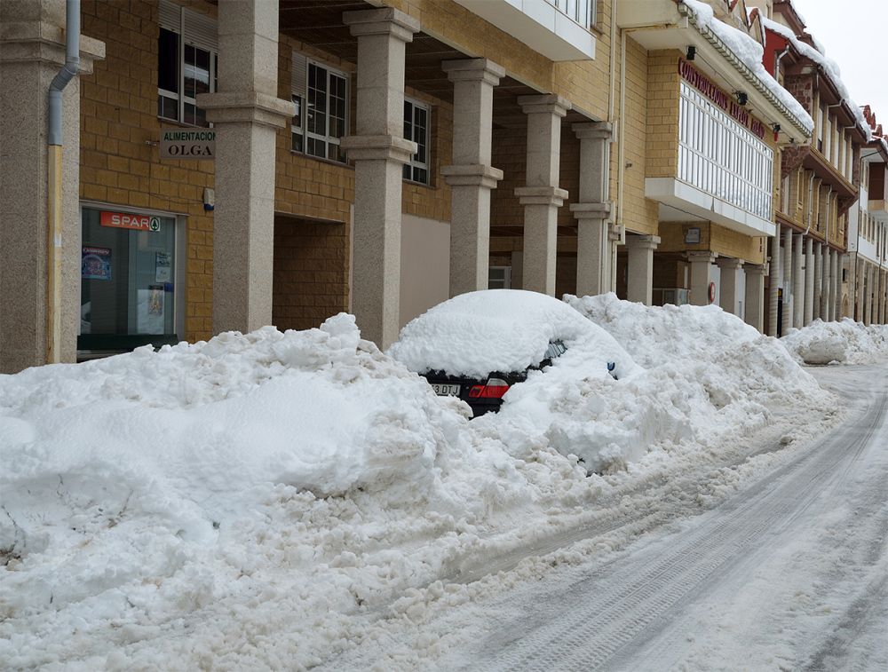 ¿Dónde está mi coche?. Where is my car?.