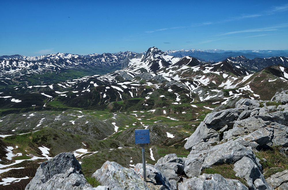 Paisaje dálmata. Dalmatian landscape.