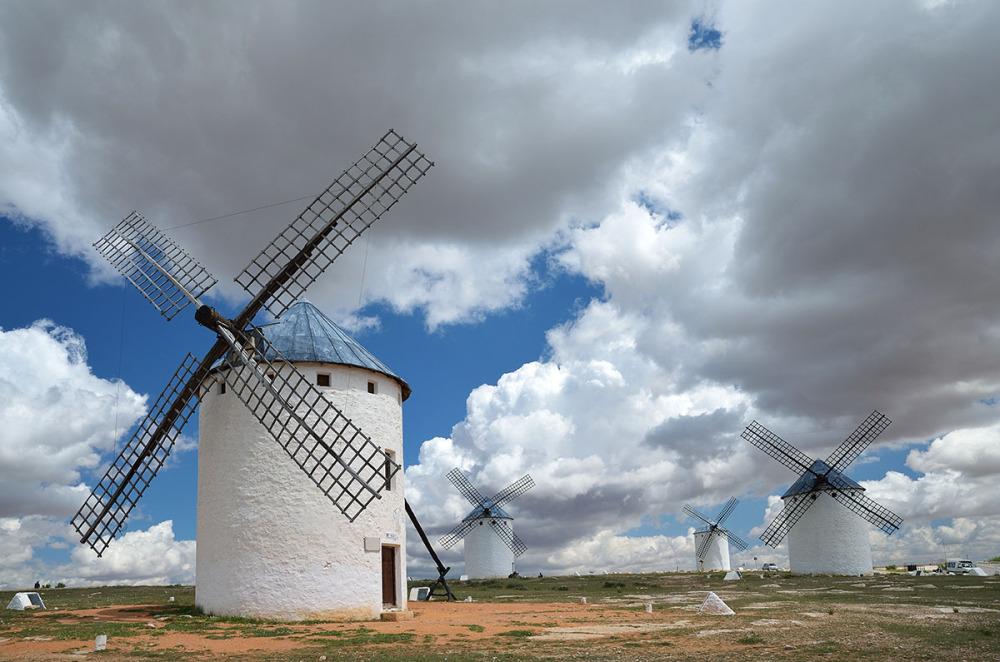 La tierra de don Quijote. Don Quixote's land #3