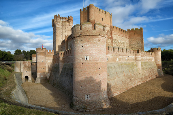 Castillos. Castles in Spain #1
