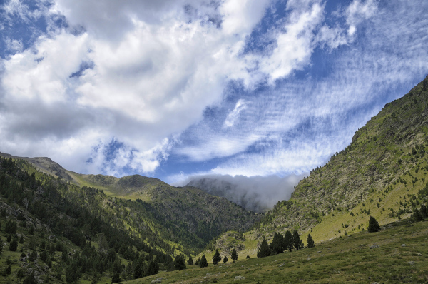 Pirineos. A Pyrenee's landscape #2